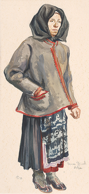 Jaroslav Vodrážka - Heľpa - Anna Divoková