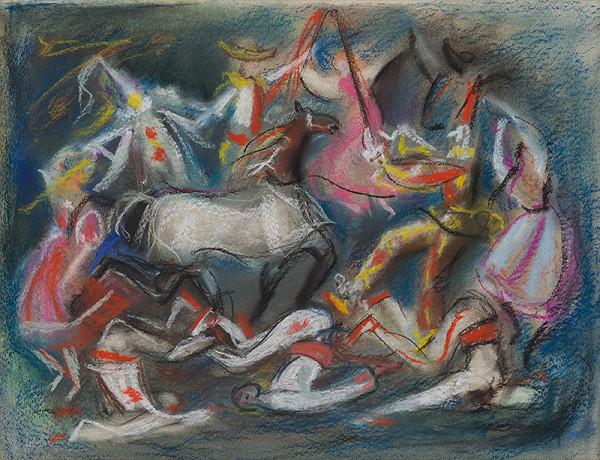 Sibylla Greinerová - Detské hry s koníkom - fašiangy