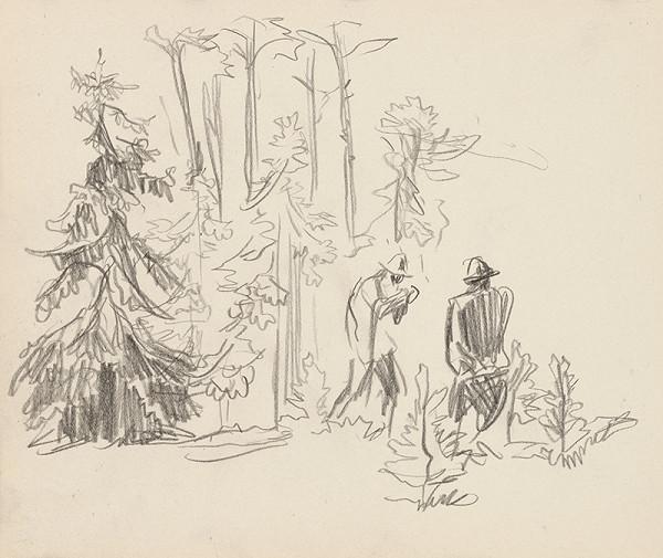 Ján Novák – Chlapi v lese