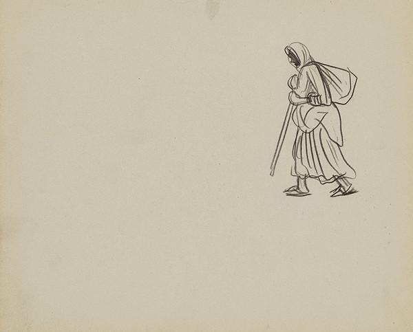 Ján Novák - List č. 40 zo skicára