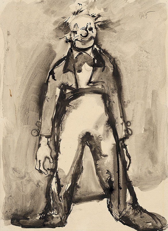 Ernest Špitz - Clown