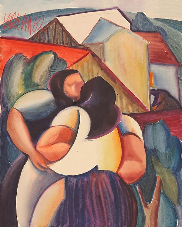Milan Laluha - Dve ženy
