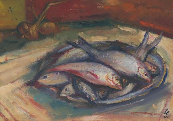 Eugen Lehotský - Ryby