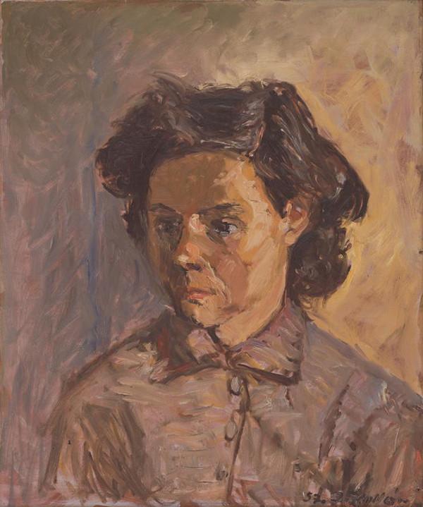 Jozef Kollár - Portrét ženy