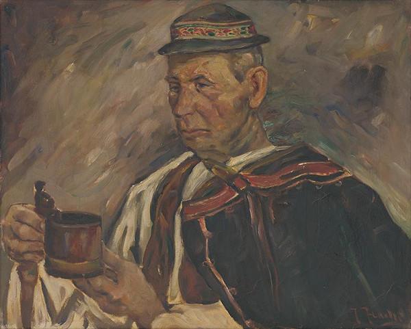 Július Flache - Bača z Poník