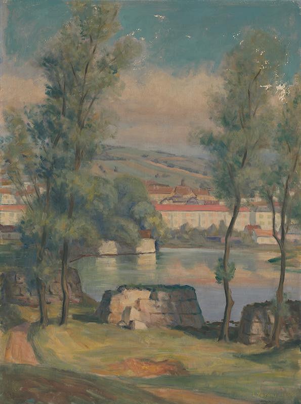 Ladislav Záborský – Stará Banská Bystrica