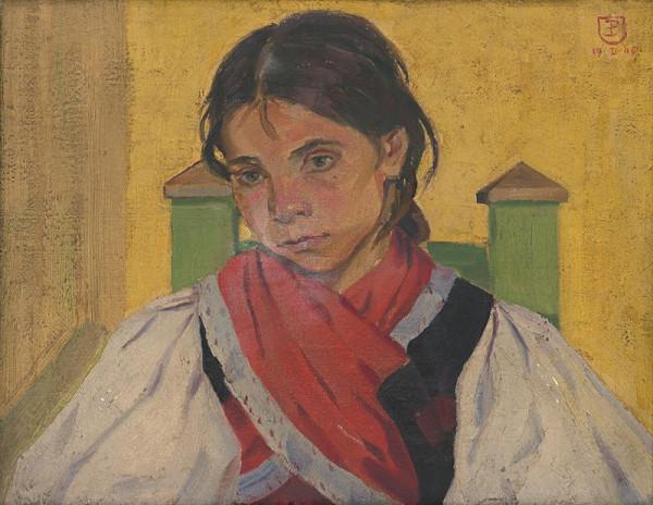 Emil Pacovský - Sirota