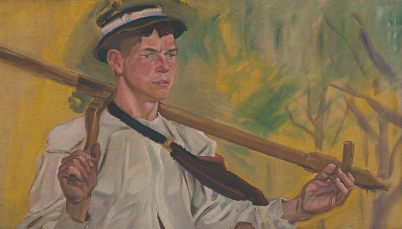 Emil Pacovský – Kosec, 1906, Stredoslovenská galéria