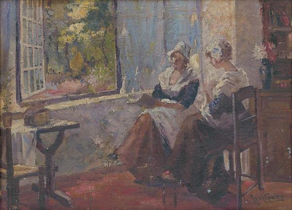 František Gyurkovits – Popoludnie s knihou
