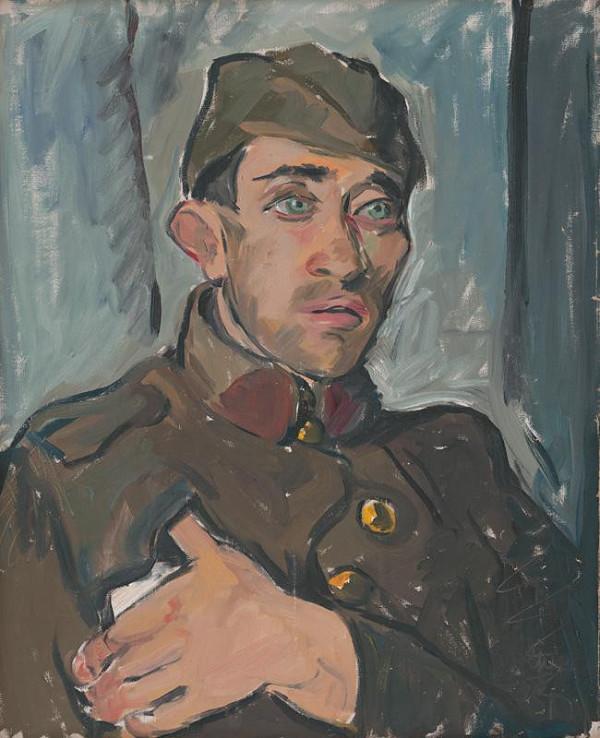 Imrich Weiner-Kráľ – Vojak