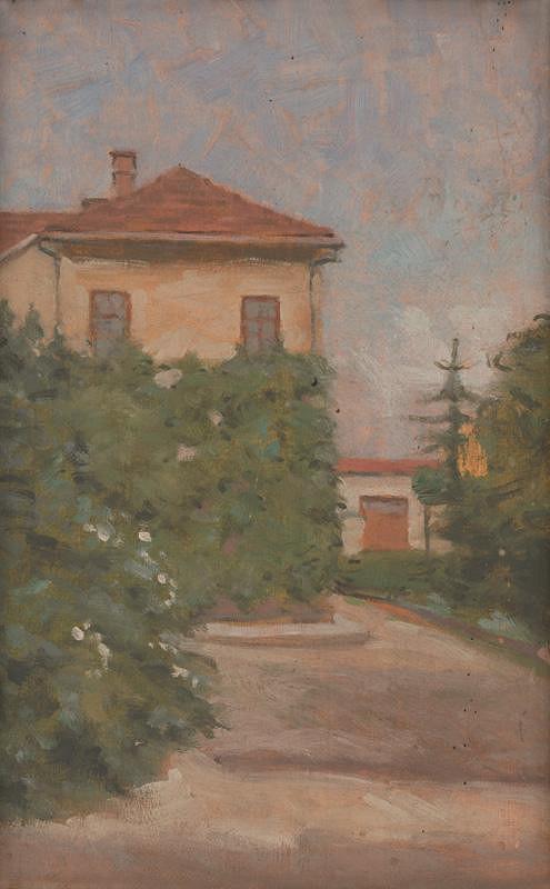 Milan Thomka Mitrovský – Bývalé svoje bydlisko