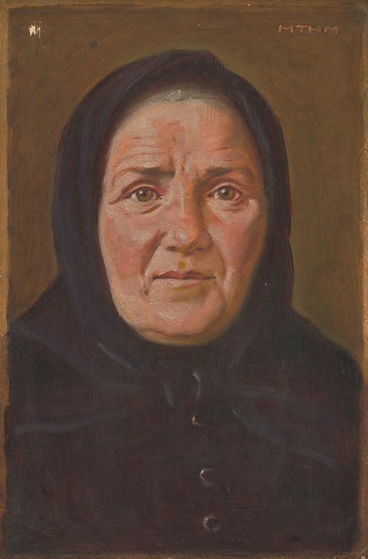 Milan Thomka Mitrovský – Ženička