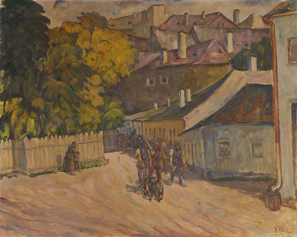 Július Flache - Katovná ulica