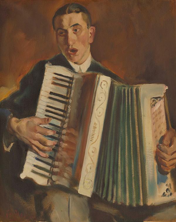 Július Flache – Harmonikár