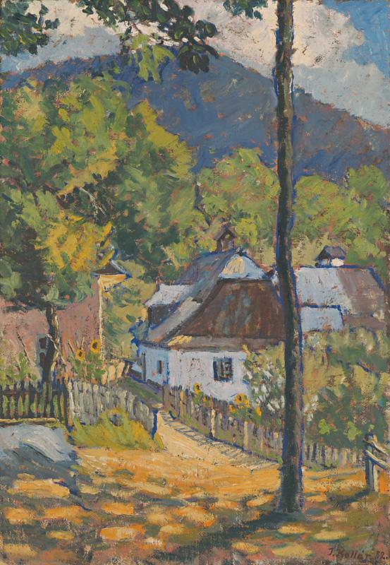 Jozef Kollár - Dedinka v údolí
