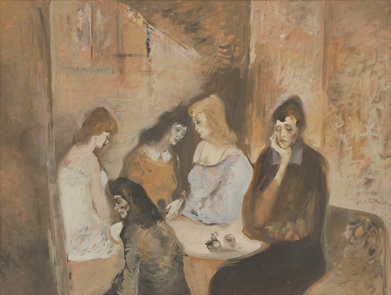 Vincent Hložník: Nostalgia čakania, 1944