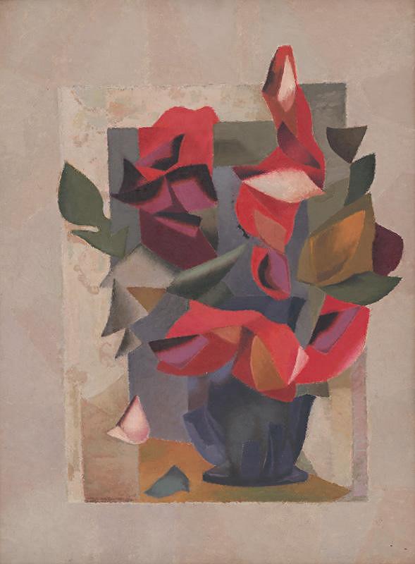 Ester Šimerová-Martinčeková – Ruže
