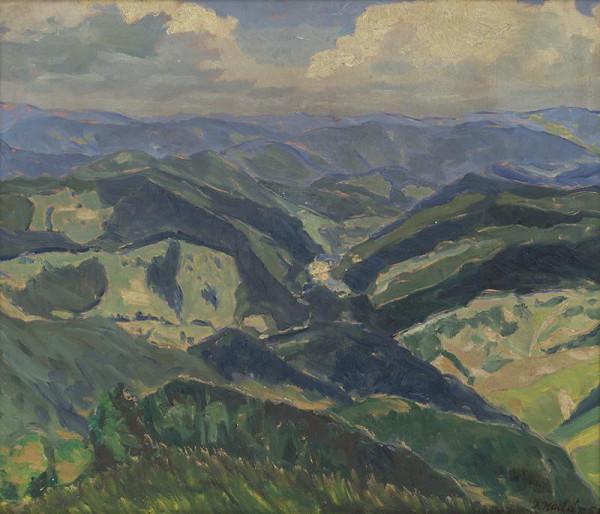 Jozef Kollár - Hodrušská dolina