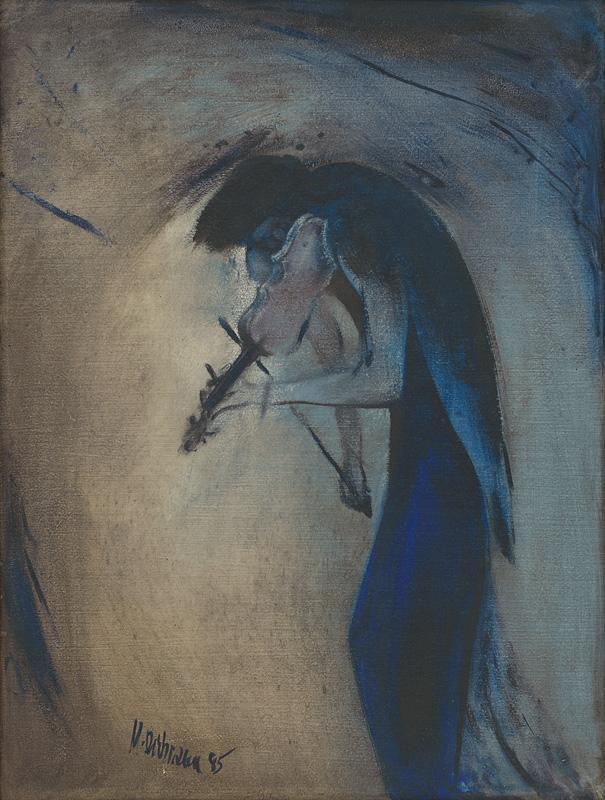 Marcel Dúbravec, Sólo I., 1985