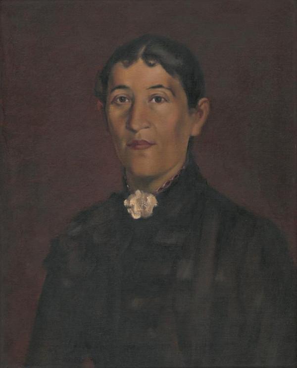 Viliam Ruttkay-Nedecký - Portrét pani Grünovej