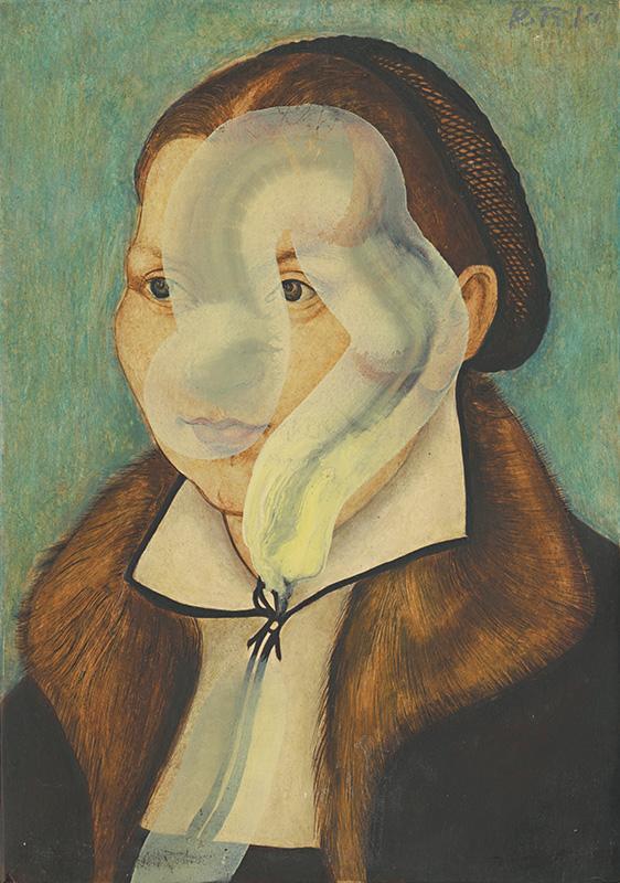Rudolf Fila – Cranach svieti, 1987, Stredoslovenská galéria