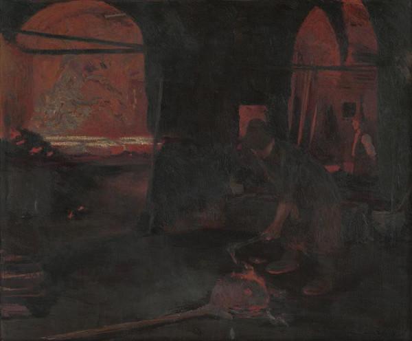Dominik Skutecký – Práca sa končí