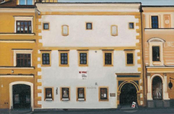 Veronika Šramatyová - Stredoslovenská galéria