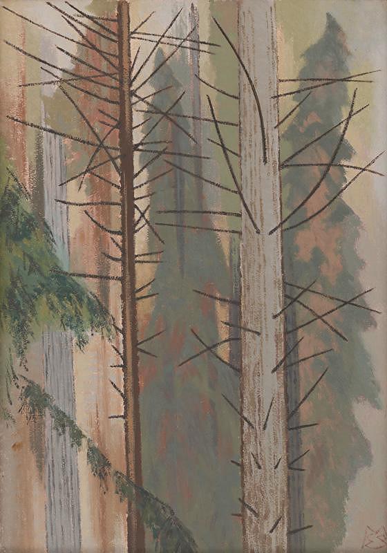 Ester Šimerová-Martinčeková - Na kraji lesa