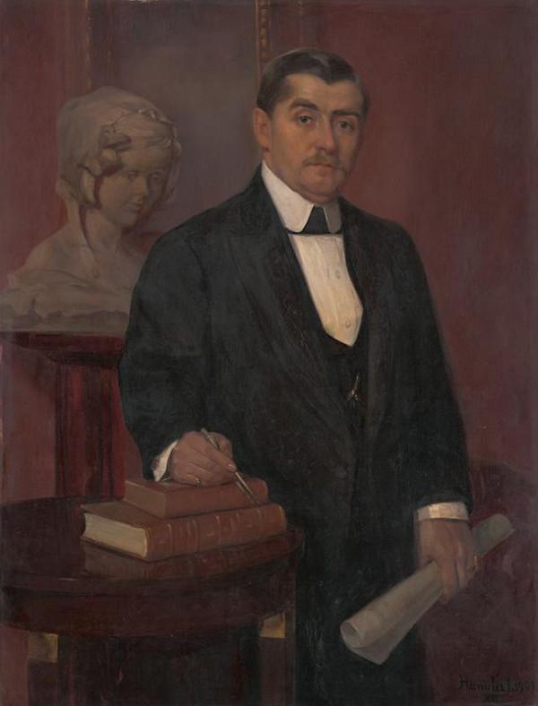 Jozef Hanula – Portrét muža