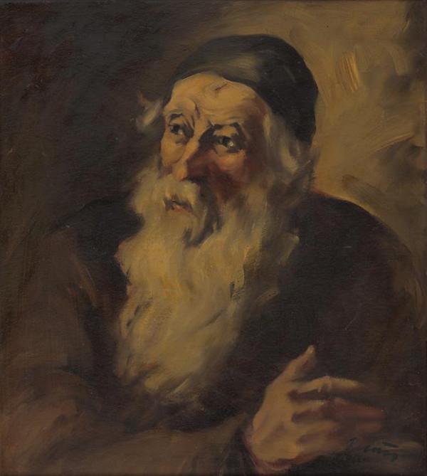 Viliam Ruttkay-Nedecký - Rabín