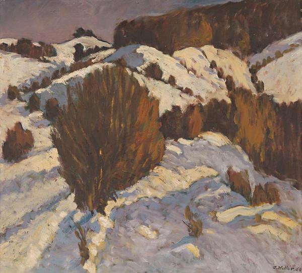 Jozef Kollár – Zima u nás