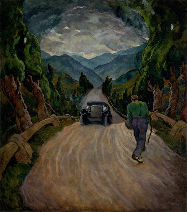 Edmund Gwerk – Cestujúci