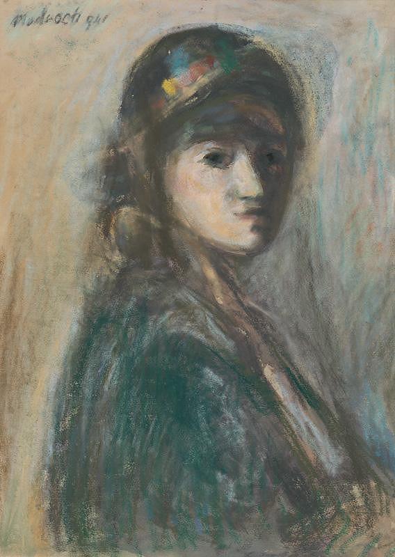 Ján Mudroch – Podobizeň ženy I.