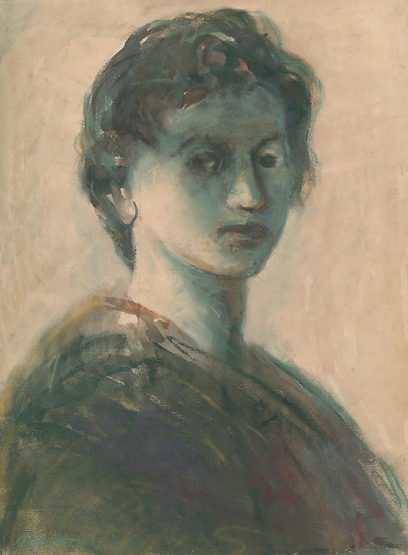 Ján Mudroch – Podobizeň ženy II.