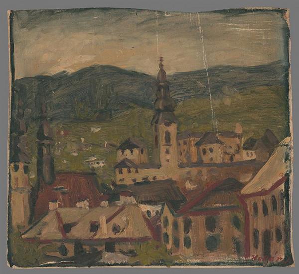 Jozef Kollár – Banská Štiavnica