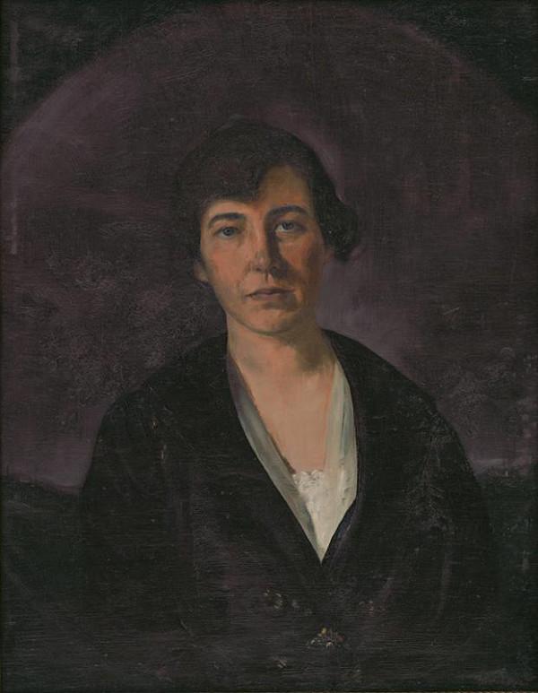Július Rudnay - Portrét ženy