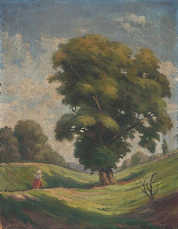 Eugen Makovits - Krajina pri Rimavskej Sobote