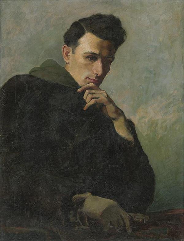 Edmund Gwerk – Portrét Tabakoviča