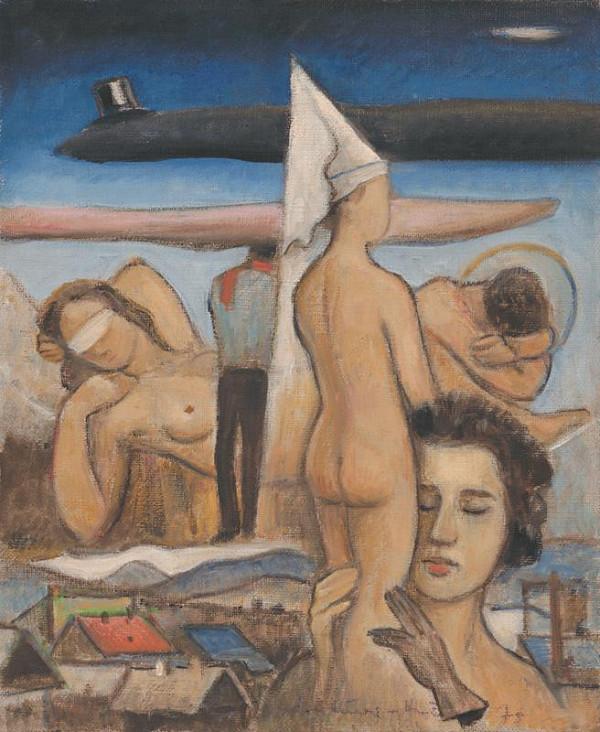 Imrich Weiner-Kráľ – Ženy
