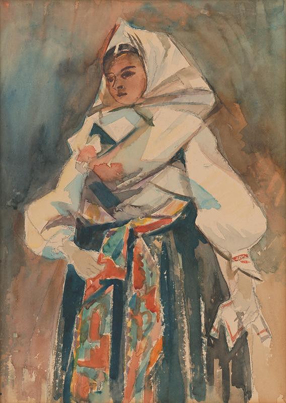 Viliam Chmel – Dievča z Terchovej