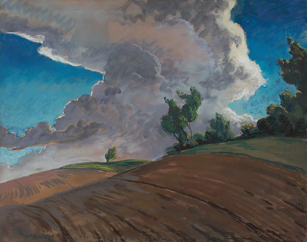 Edmund Gwerk – Búrka sa blíži