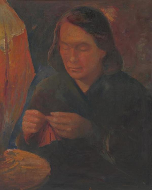 Anton Djuračka - Večer