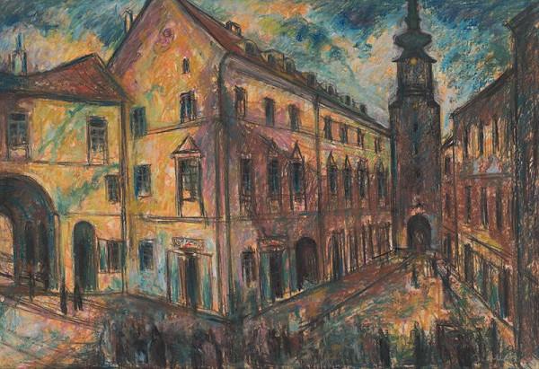 Janko Alexy - Bratislavská ulica