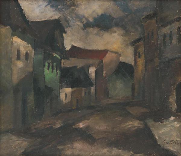 Viliam Ruttkay-Nedecký - Staré domy