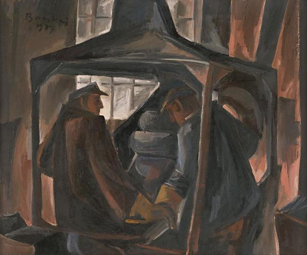 Béla Bacskai – Z fiľakovského Kovosmaltu