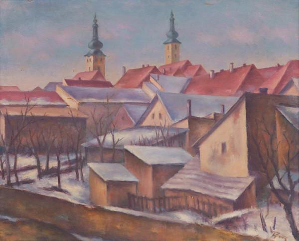 Viliam Ruttkay-Nedecký – Banská Bystrica