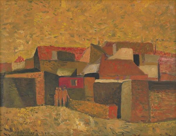 Ladislav Gandl - Stretnutie za mestom