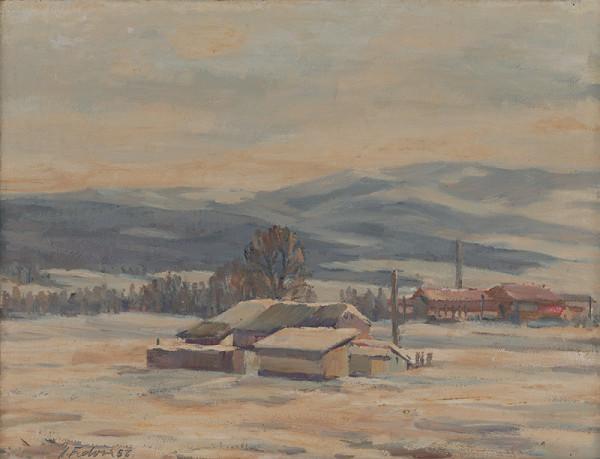 Jozef Fedora - Tehelňa v Prievidzi