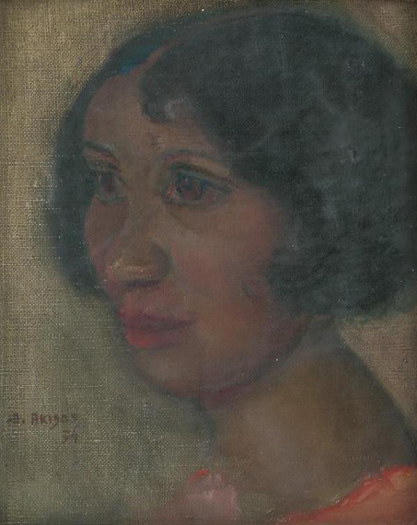 Ambróz Akidos - Cigánka