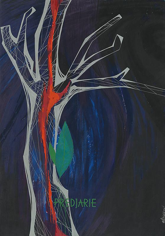 Rudolf Altrichter – Návrh na plagát